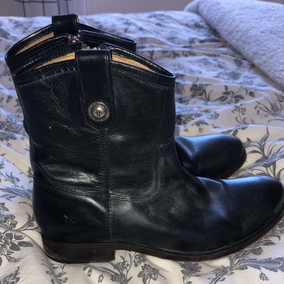 Real Frye boots